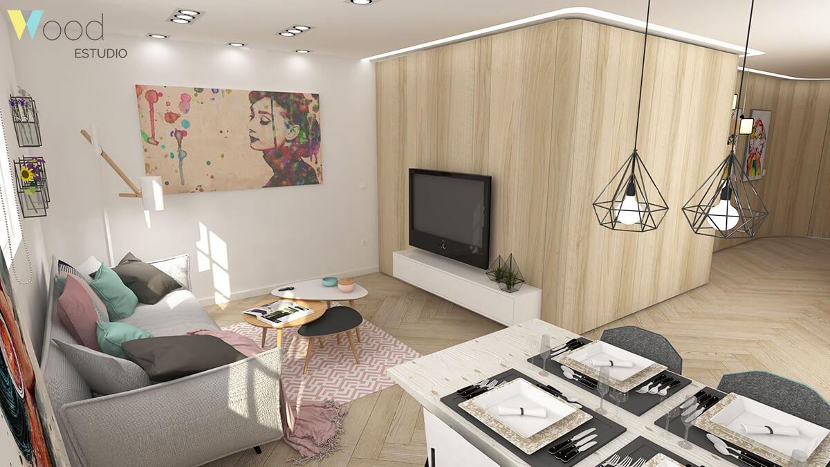 Estudio de interiorismo y arquitectura en Vitoria Gasteiz 1