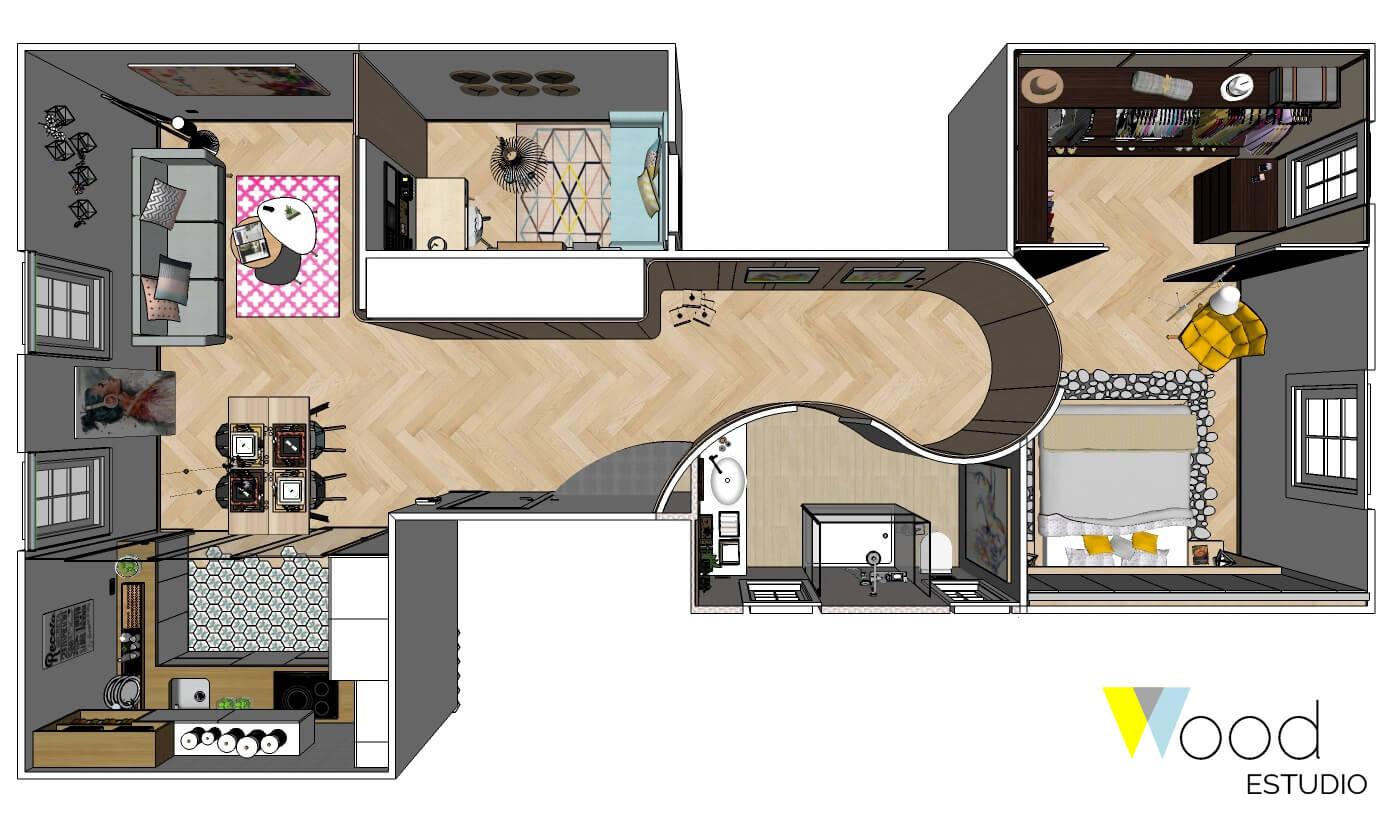 Estudio de interiorismo y arquitectura en Vitoria Gasteiz 11
