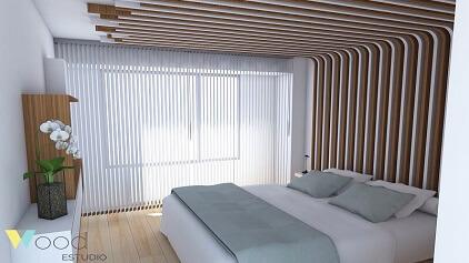 Mobiliario a medida de calidad muebles de diseño a medida - dormitorio madera