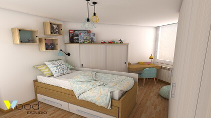 Redecora tu hogar proyectos de interiorismo y decoración en Vitoria - muebles de dieño a medida