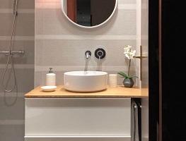 Decorador, interiorista y arquitecto Proyectos de reforma baño Vitoria