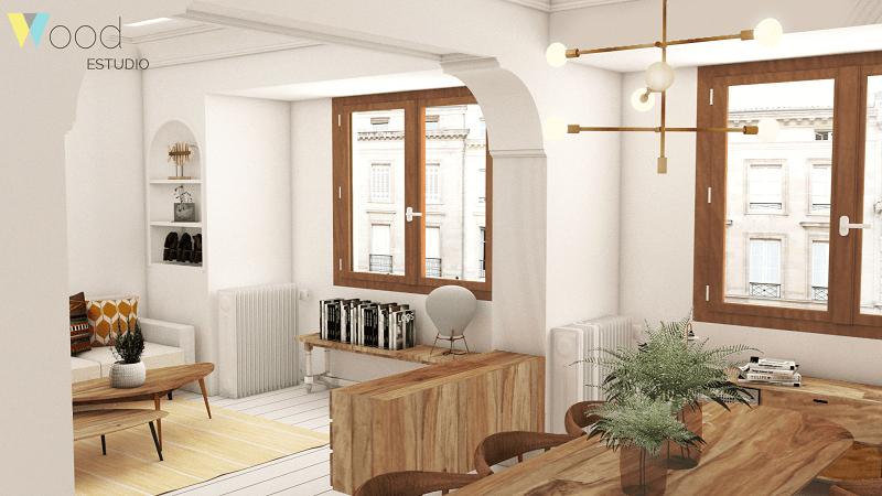 Reformas de viviendas y Proyectos de decoración en Vitoria Gasteiz