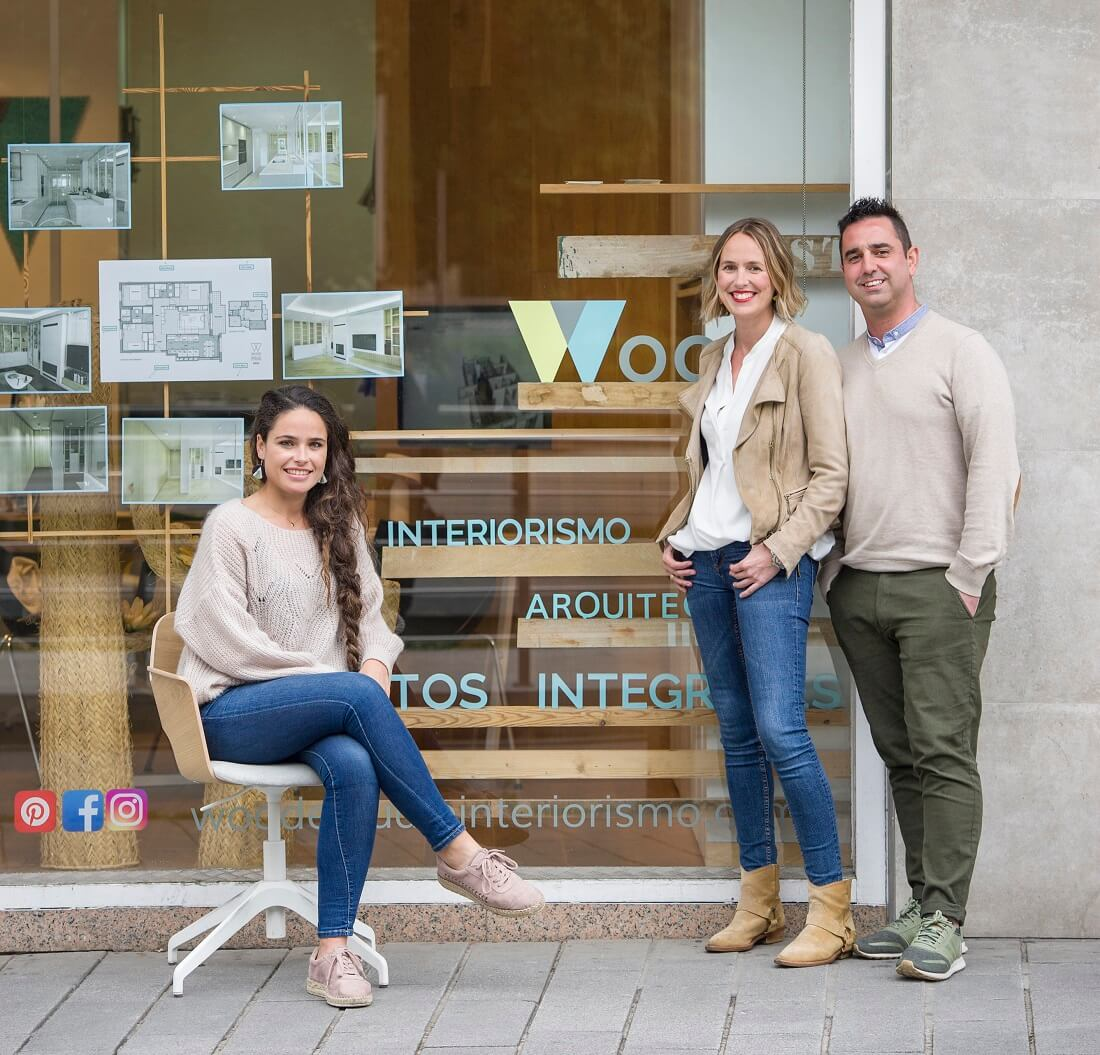Arquitectura, interiorismo, ebanistería. Proyectos reforma Vitoria Gasteiz